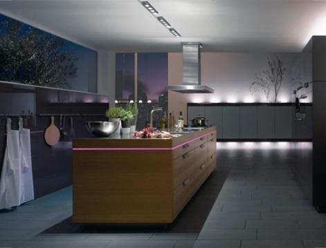 Ideas de iluminaci n para cocinas c mo dise ar cocinas modernas cocina y muebles - Iluminacion para muebles ...