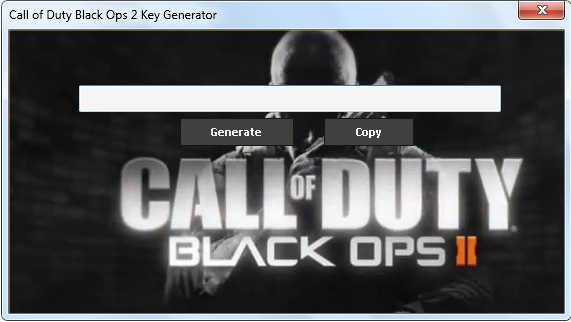 New Release Call of Duty Black Ops 2 Beta Key Generator (2012 September). x