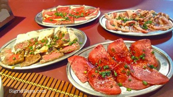 Kuidaore Yakiniku Restaurant - Bacolod restaurants