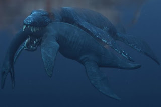 Pliosaurus, Monster Era Jurassic