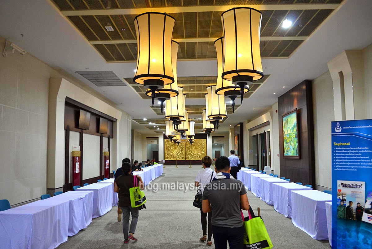 Chiang Mai Convention and Exhibition Center Function Rooms