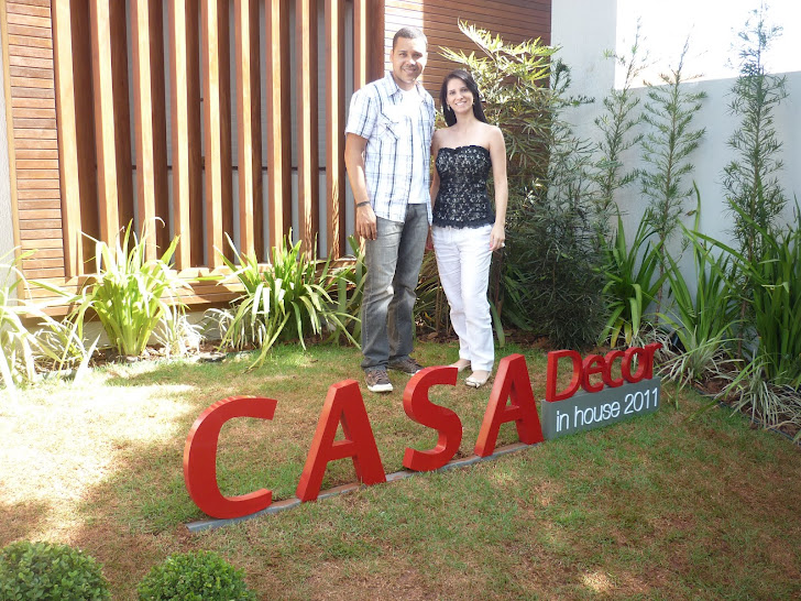 Casa Decor in House - Andreya Balaroti organizadora evento