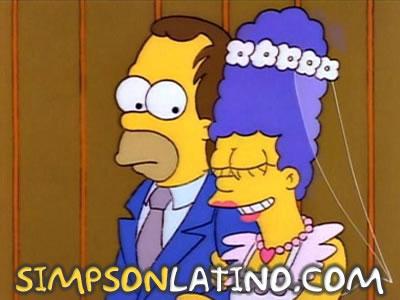 Los Simpson 3x12