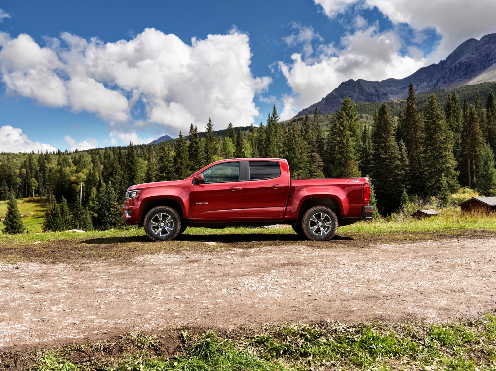 2015 Chevy Colorado Offers Most HP In Midsize Truck Segment