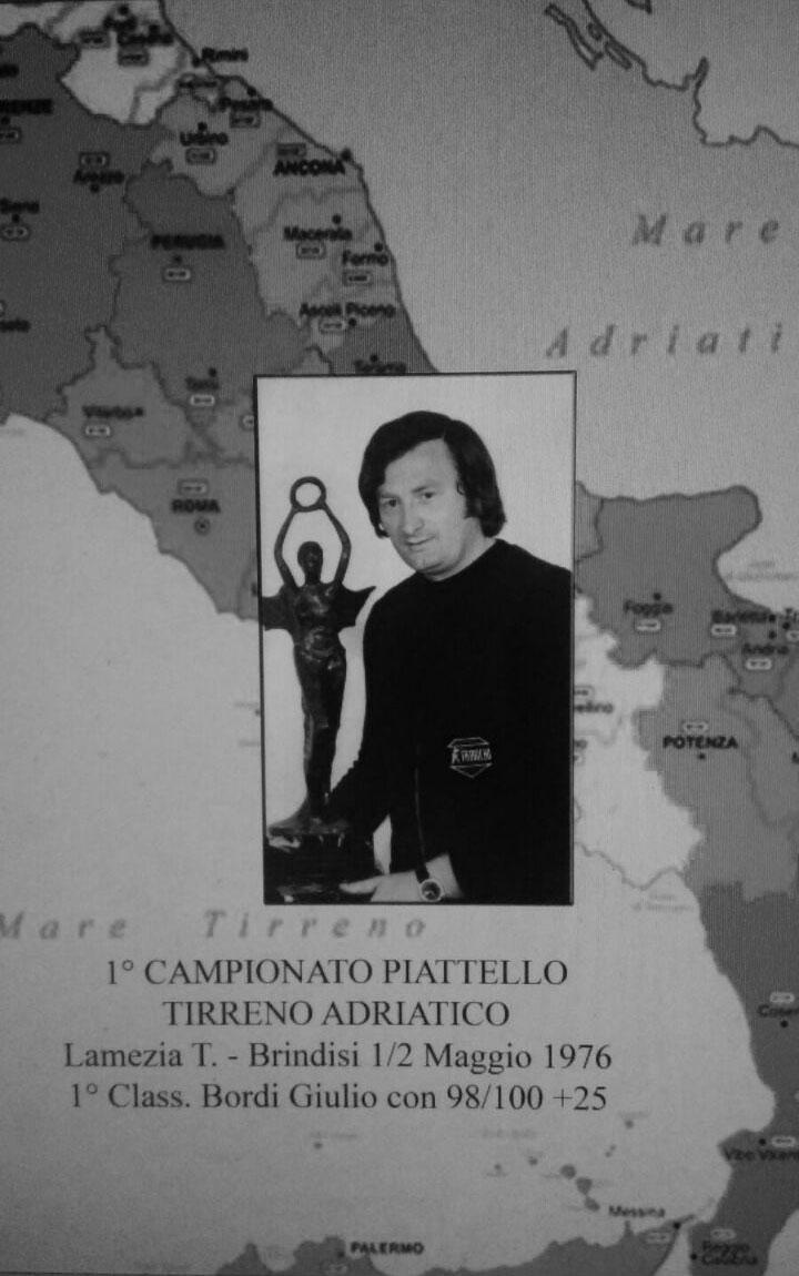 1976 - 1° Campionato Tirreno - Adriatico