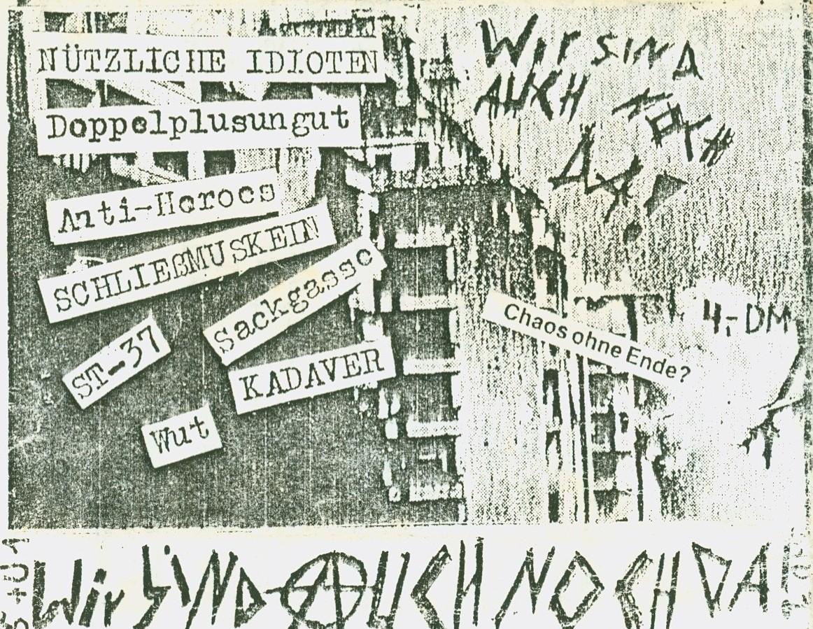 Tape Attack: Februar 2012