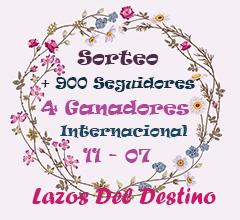 Sorteo +900 seguidores