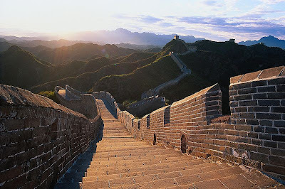 Великая Китайская стена. Фото 4