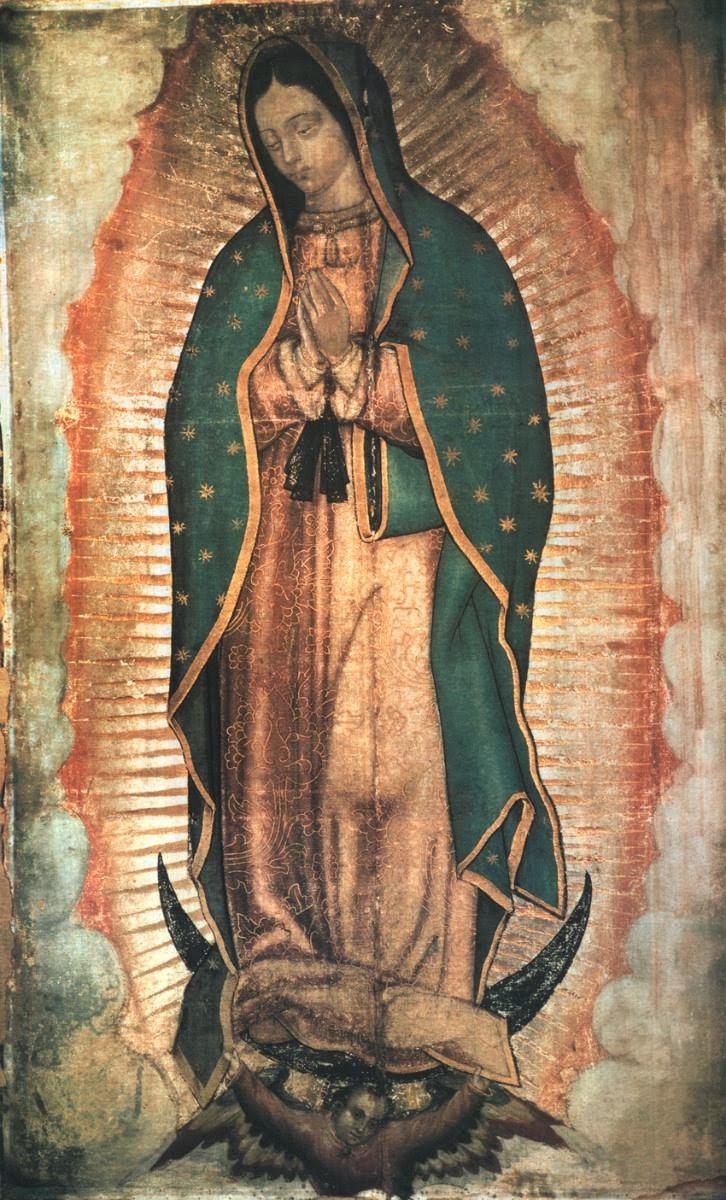 Delia hern ndez introspecciones 12 de diciembre viva la virgen de guadalupe - Images of la virgen de guadalupe ...