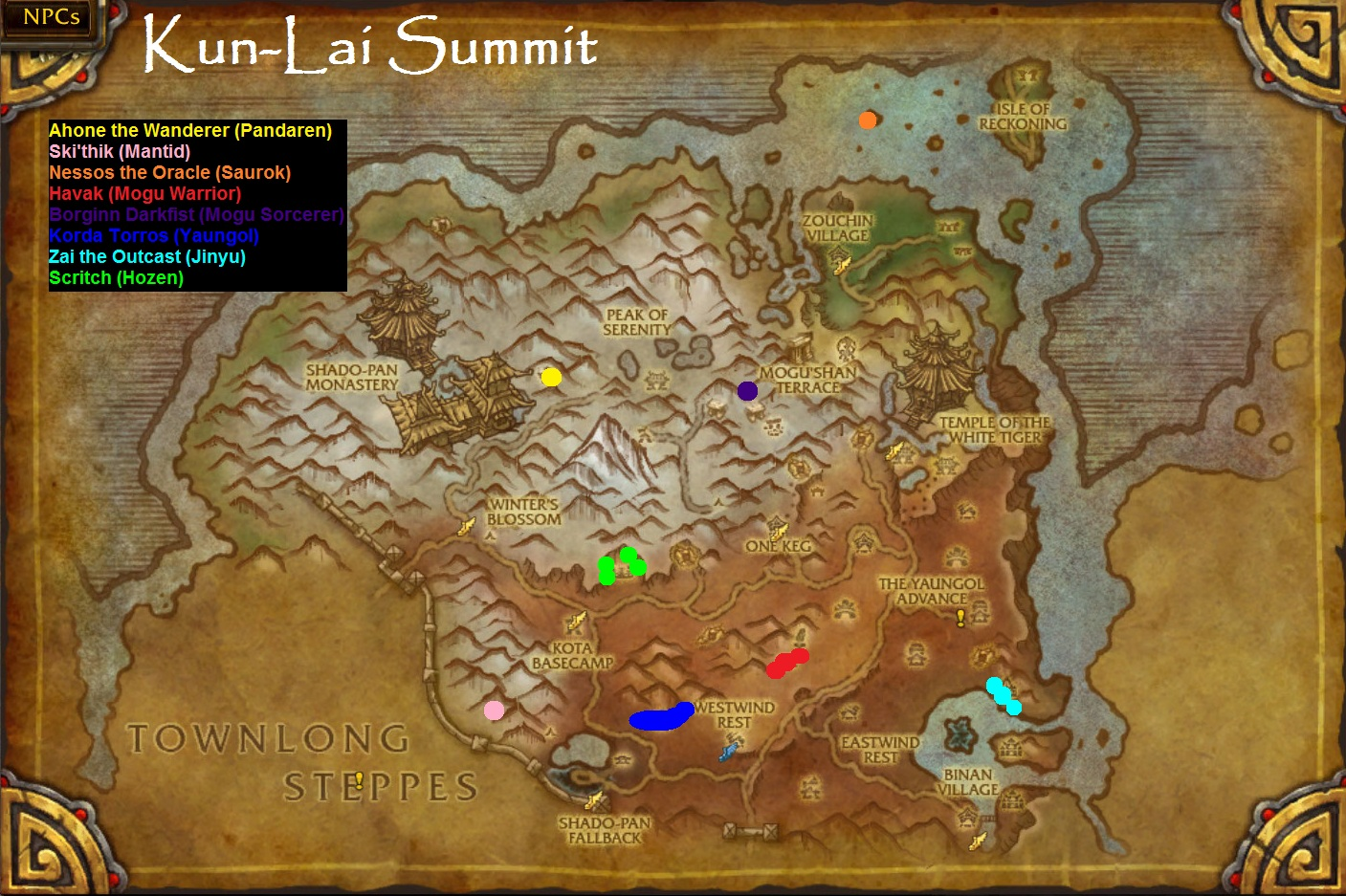 wow eye of azshara dungeon guide