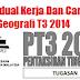 Contoh Jadual Kerja Dan Carta Alir Tugasan Geografi T3 2014