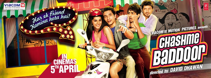 Chashme Baddoor Mp3 Download