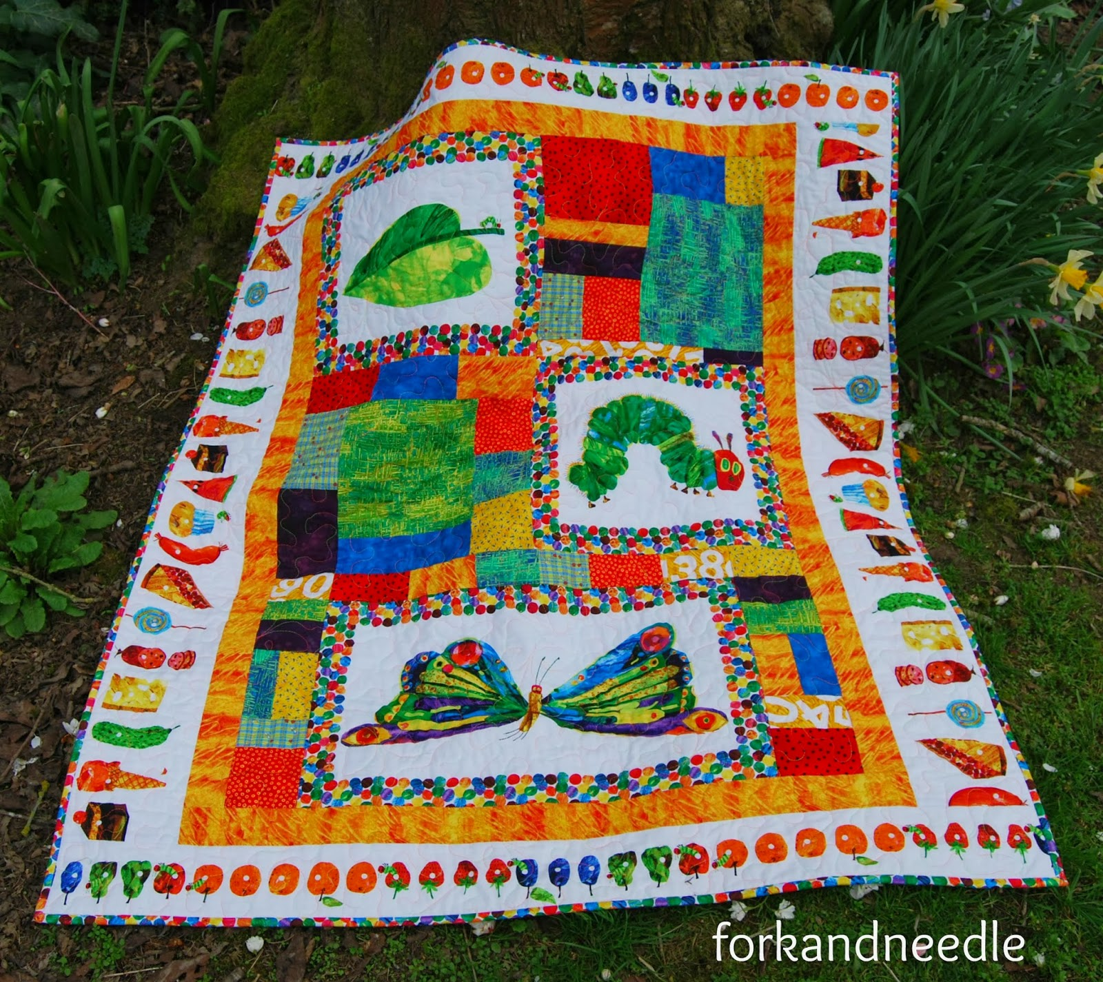 Forkandneedle: Finally... A Very Hungry Caterpillar!