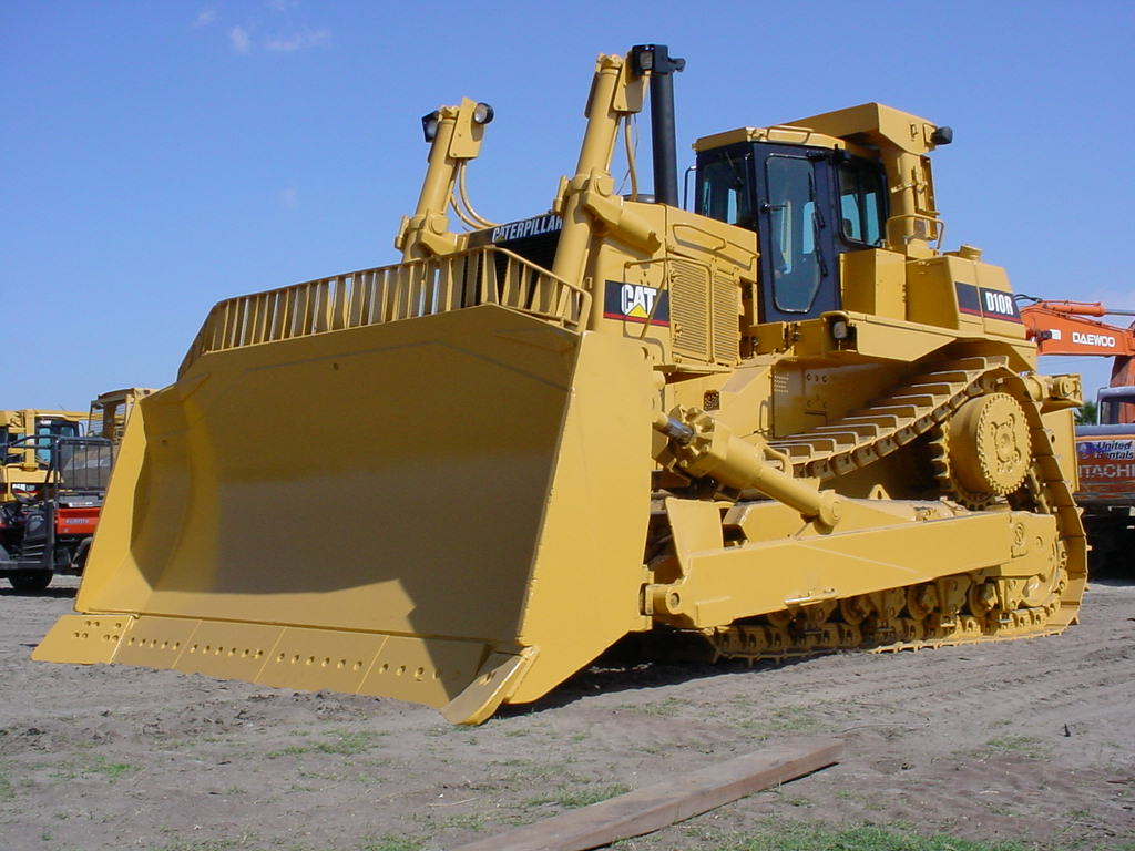 Dicovery Channel Caterpillar Machine Pics Caterpillar