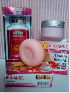 BIO-ANNE BUST CREAM