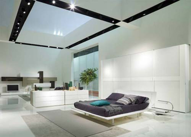Pictures Gallery Of Modern Bedroom Decoration