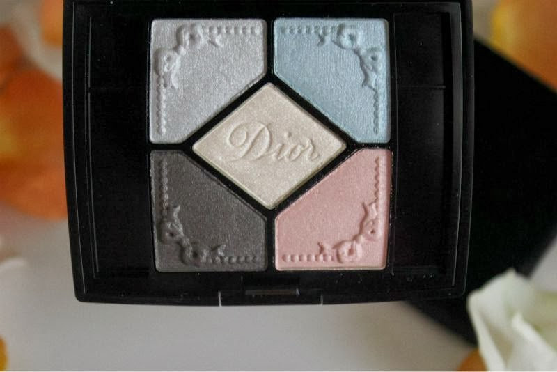 Dior Trianon 5 Couleurs Eyeshadow Palette in 234 Pastel Fontanges