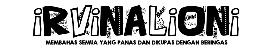 IRVINA LIONI - Blogger Betawi, biasa disebut Mpok Pina