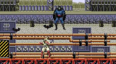 Free Download Games The Revenge of Shinobi Full Version For PC