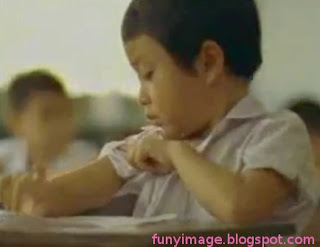 Examanation cheat in detergent cleaner ads