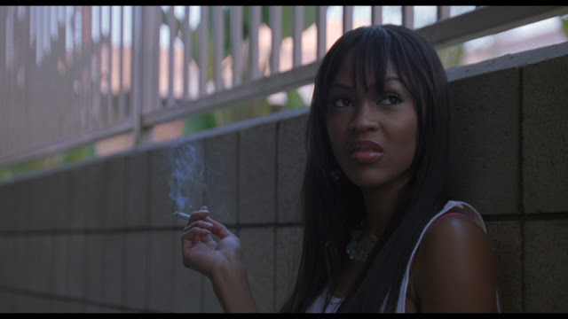 Shit, I can't even remember the title of that Revenge clone Meagan Good starred in on NBC last season. NBC is so fucking creatively bankrupt they called her show Vengeance or some shit.