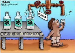 Mahalnya air minum