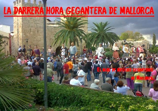 LA DARRERA HORA GEGANTERA DE MALLORCA