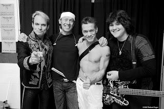 Van Halen publica su nuevo video