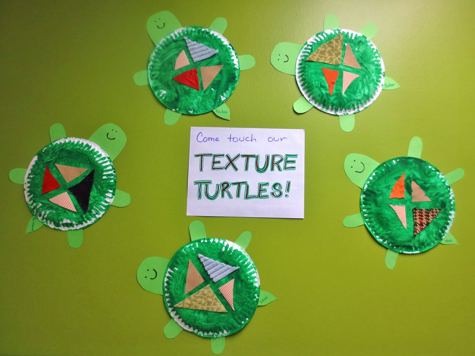 Green Color Crafts For Preschoolers: To start you will need make ...