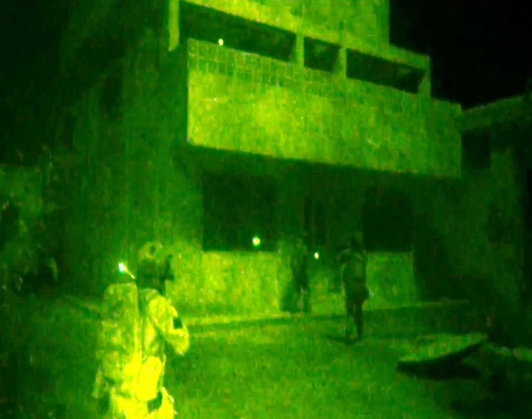 Recommendation     3 5 out of 5     Definitely A Fascinating Watch    Zero Dark Thirty Night Vision