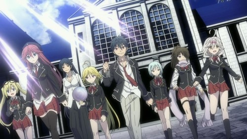 Trinity Seven BD Episode 1 - 12 [END] Subtitle Indonesia