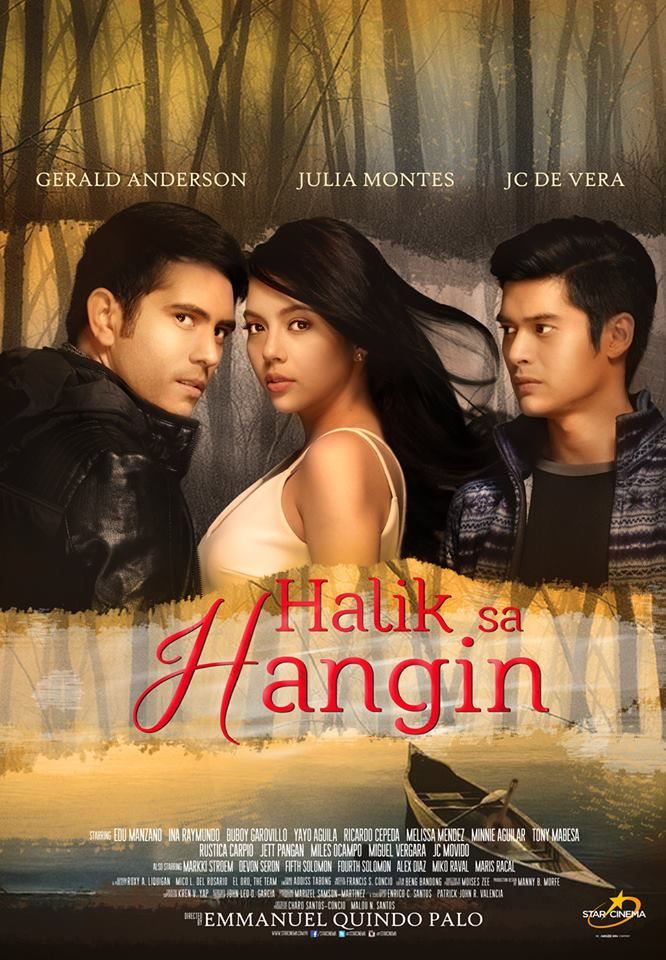 Halik Sa Hangin (2015) HDRip
