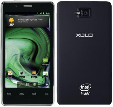 Lava XOLO X900 Intel Processor Phone