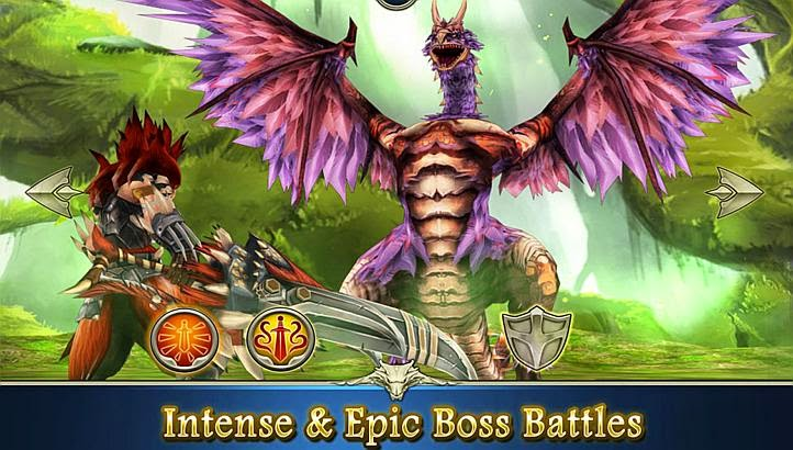 Game Brave Frontier APK