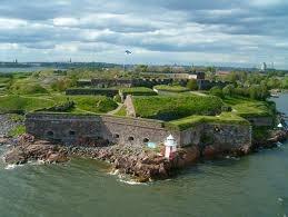 Fortaleza Suomenlinna de Helsinki