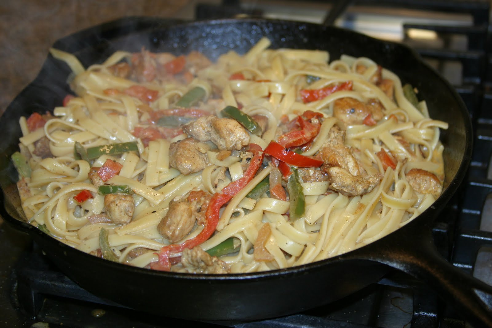 Cajun Chicken Pasta Recipes — Dishmaps