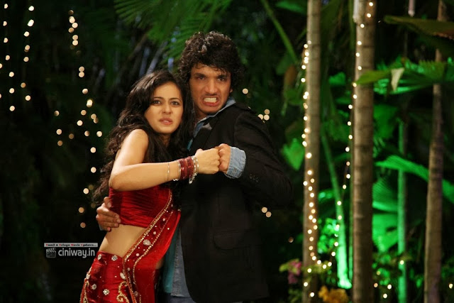 Ennamo Edho Movie Stills
