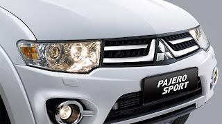 New Front Grille Pajero sport