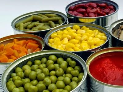 Tips Memilih Makanan dalam Tin