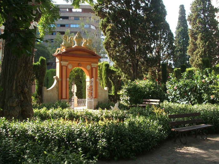 Jardines de monforte parte ii paisaje libre for Jardines de monforte
