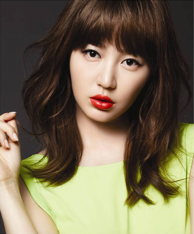 Yoon Eun Hye Photo 2013 for MAC Korea