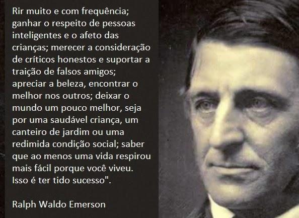 O Livro Dos Pensamentos Frases E Pensamentos De Ralph Waldo Emerson