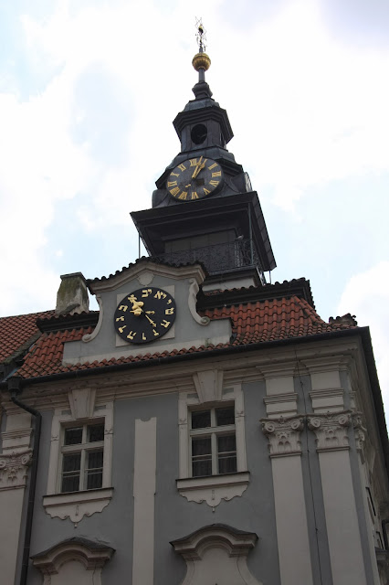Jewish Town Hall, Prague