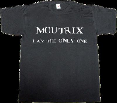 José Mourinho real madrid Matrix movie fun irony t-shirt ephemeral-t-shirts
