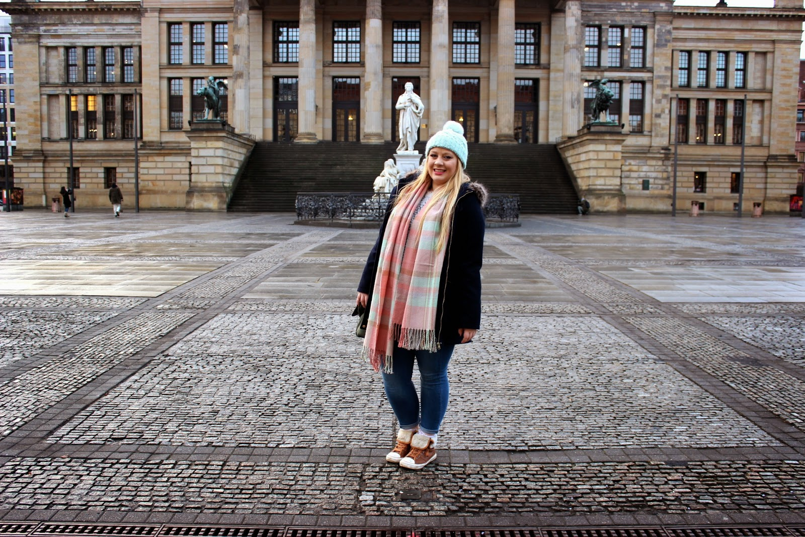 Berlin Germany Winter Outfit