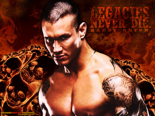 randy orton wallpapers. randy orton tattoo wallpaper