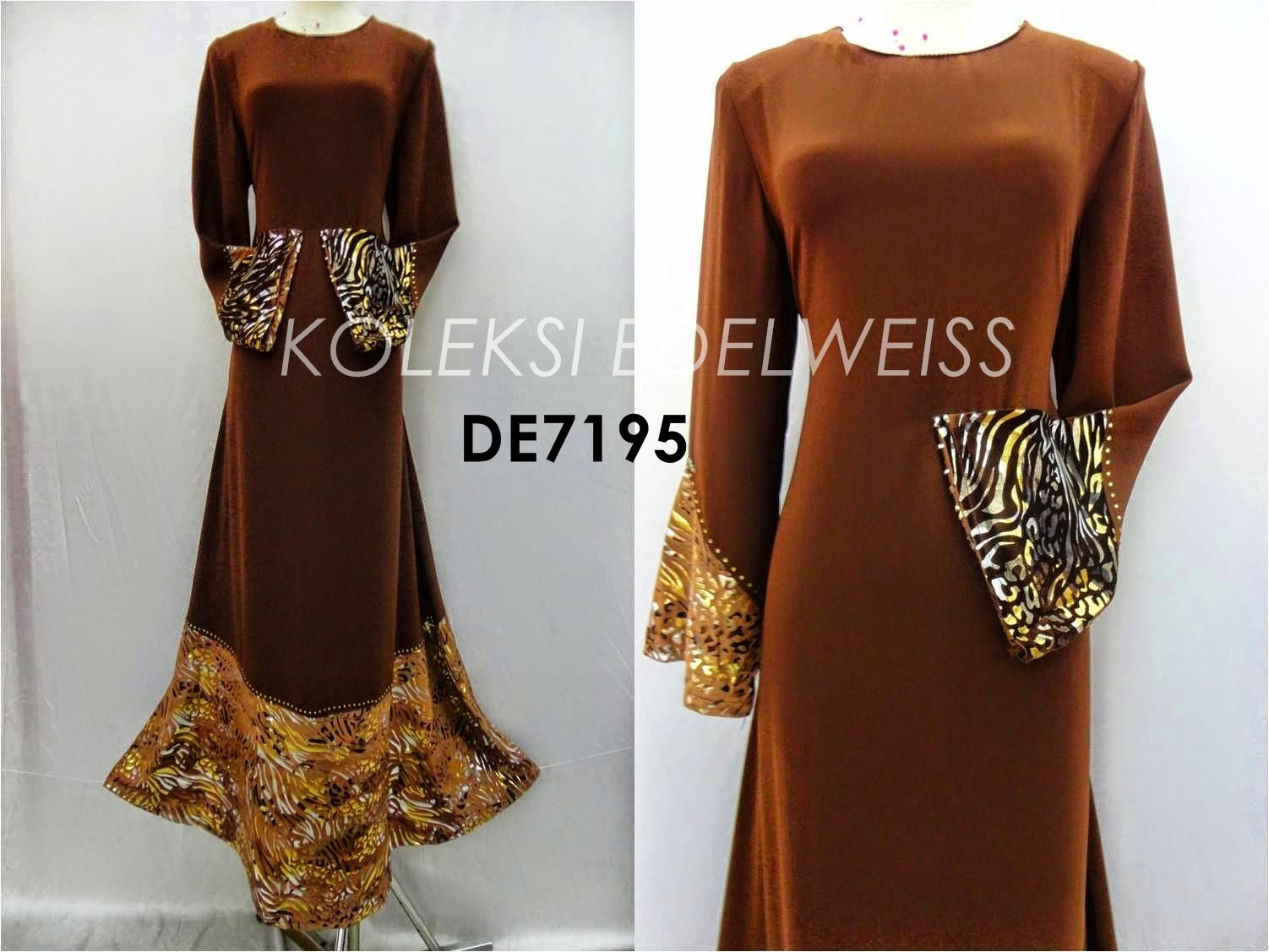 Jubah Ala Dress Koleksi Hari Raya 2014