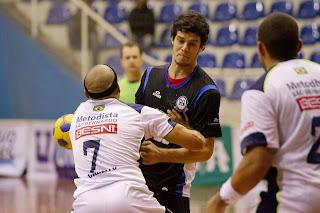Matheus Perrella jugará en el ARS Palma del Río español   Mundo Handball
