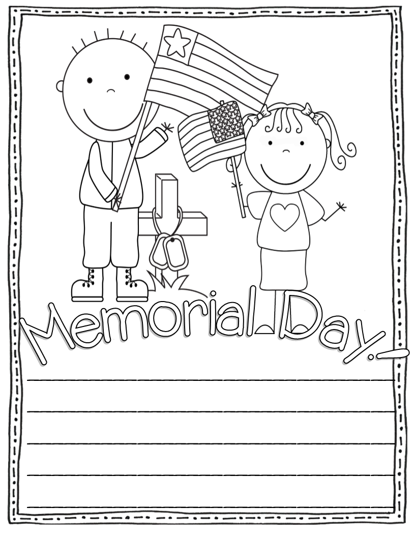 Memorial Day Writing Activities