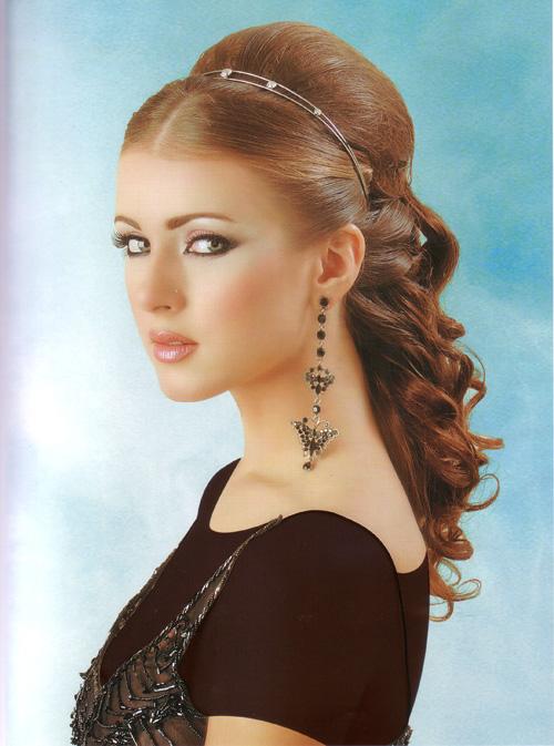 تسريحات شعر المرأة 2013 أجمل تسريحات